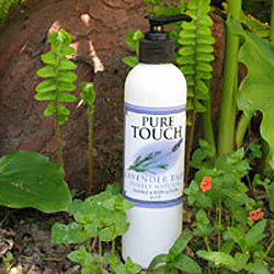 Pure Touch Lotion 8 oz.